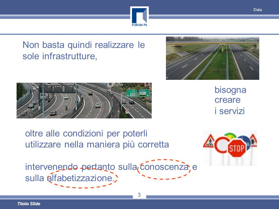 Data 14 Titolo Slide