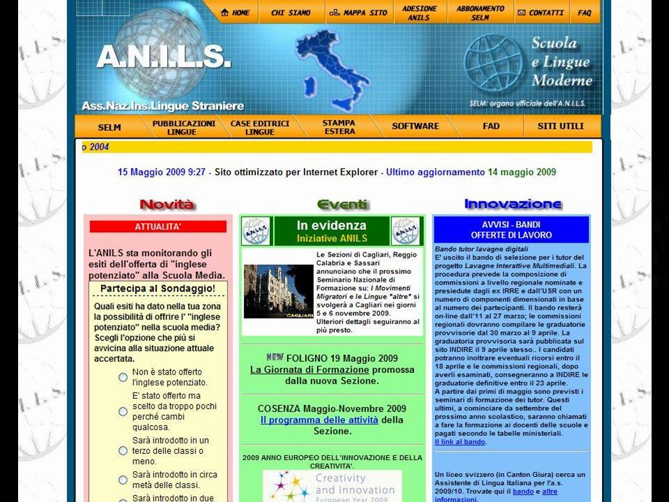 LANILS e linformazione
