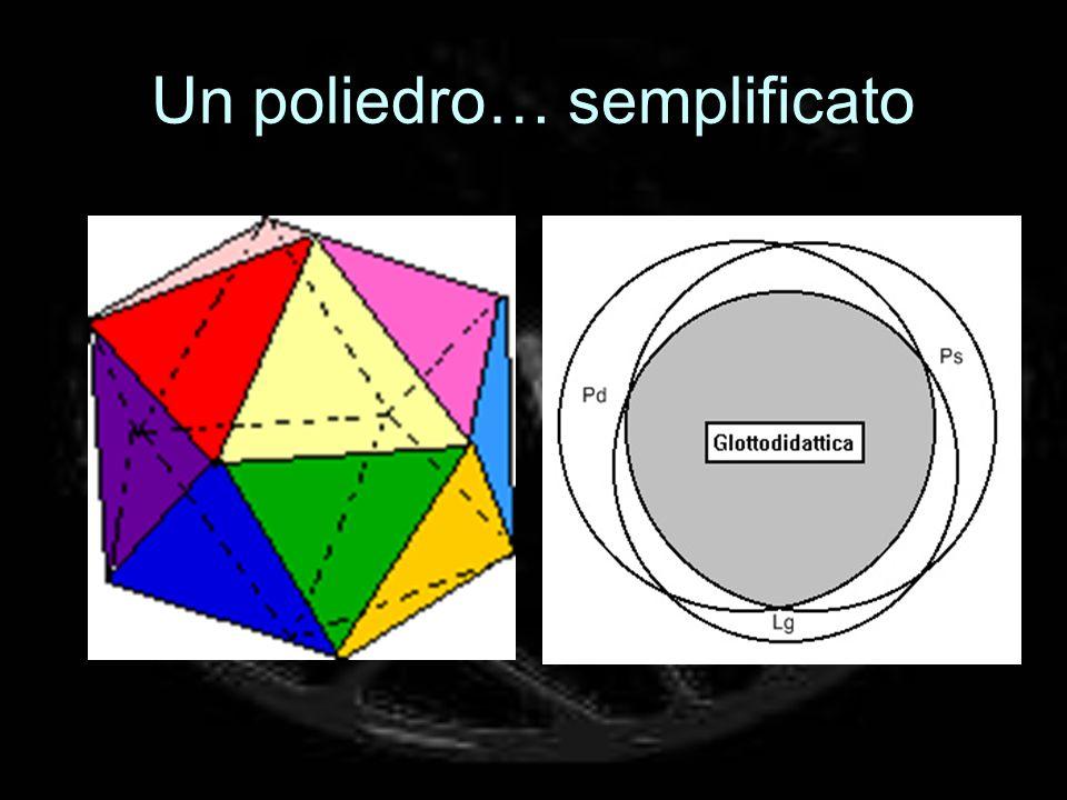 Un poliedro… semplificato