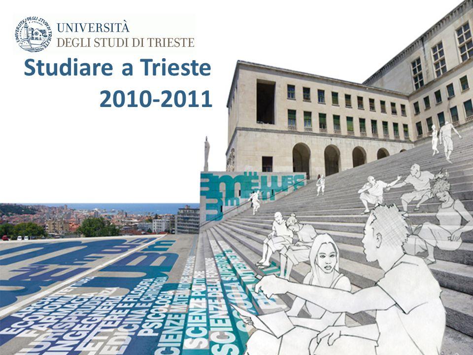 Studiare a Trieste 2010-2011