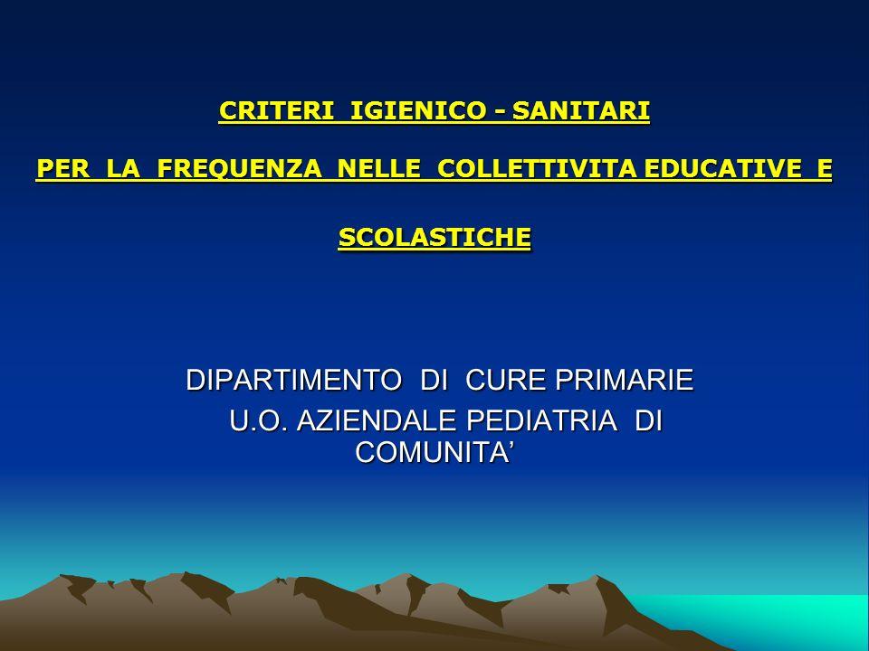 PRIMA AMMISSIONE PRIMA AMMISSIONE Per frequentare le comunità scolastiche non è richiesto alcun certificato medico che attesti lo stato di buona salute dellalunno.