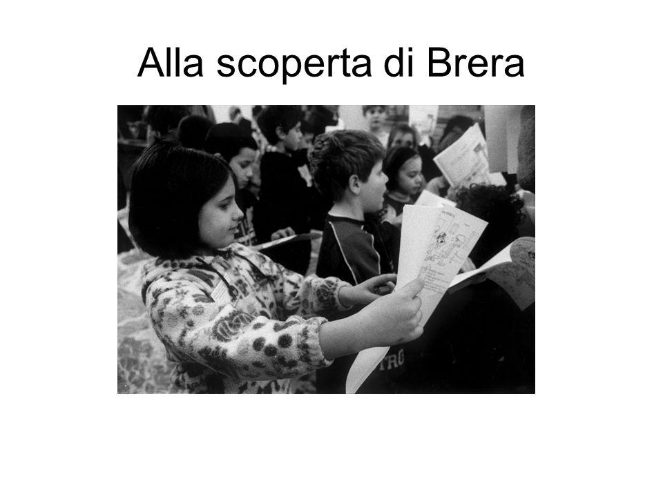 Alla scoperta di Brera