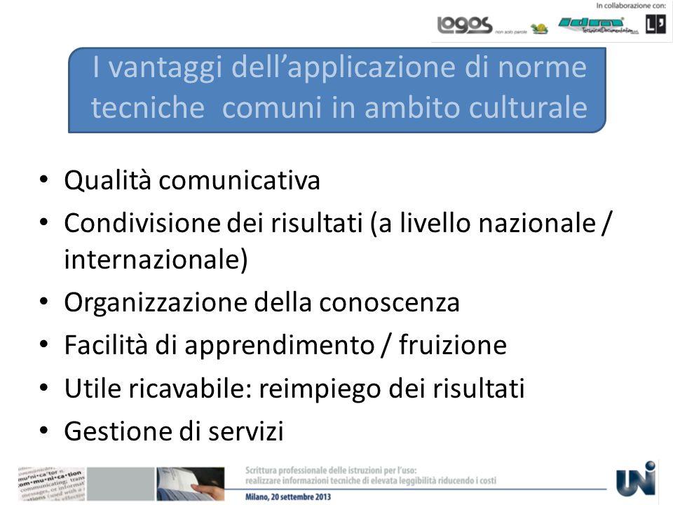 Qualità comunicativa Modelli sintattici Relazioni semantiche Controllo terminologico Gestione delle risorse linguistiche Traduzione Serializzazione XML