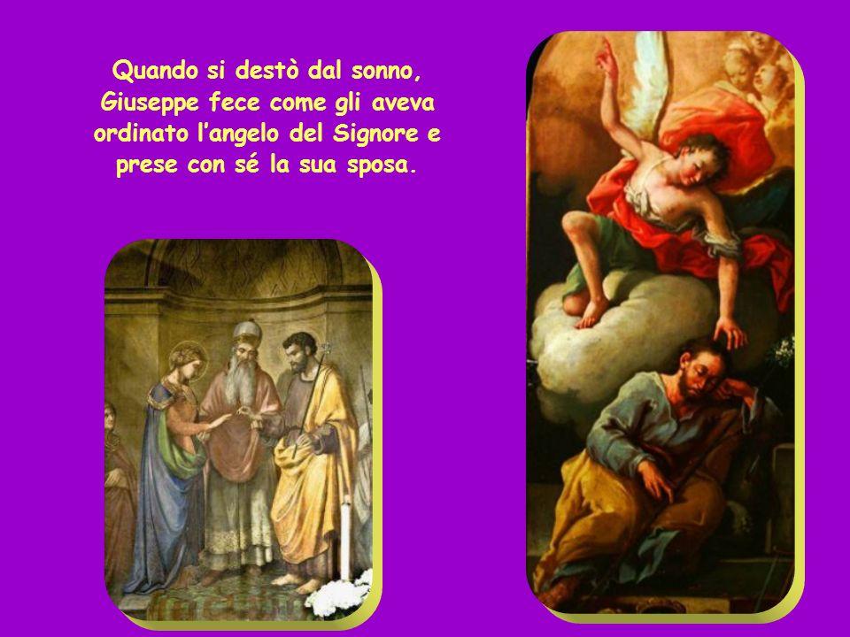 Tutto questo è avvenuto perché si compisse ciò che era stato detto dal Signore per mezzo del profeta: «Ecco, la vergine concepirà e darà alla luce un