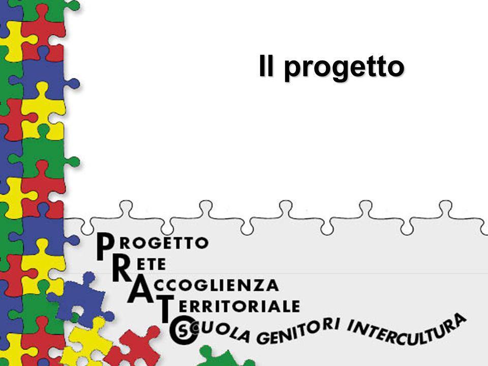 http://scuolaintegraculture.prato.it Come è nato il progetto Un crescente flusso migratorio incide in modo sempre più significativo sullutenza scolastica del territorio pratese e richiede quindi di essere gestito.