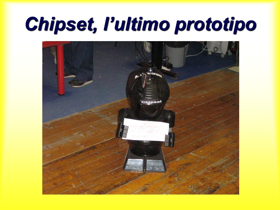 Chipset, lultimo prototipo