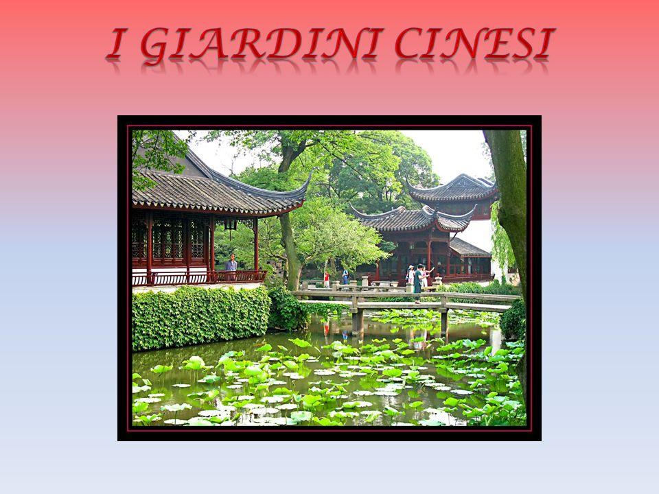 La Cina vanta una lunga storia nellarchitettura dei giardini e gode di una buona fama nella storia mondiale del settore.