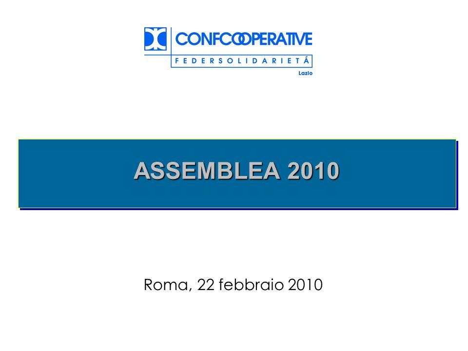 ASSEMBLEA 2010 Roma, 22 febbraio 2010