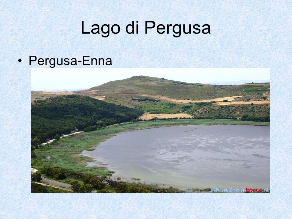 Lago di Pergusa Pergusa-Enna