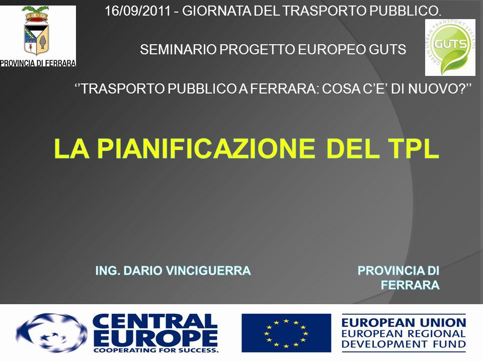 16/09/2011 - GIORNATA DEL TRASPORTO PUBBLICO.