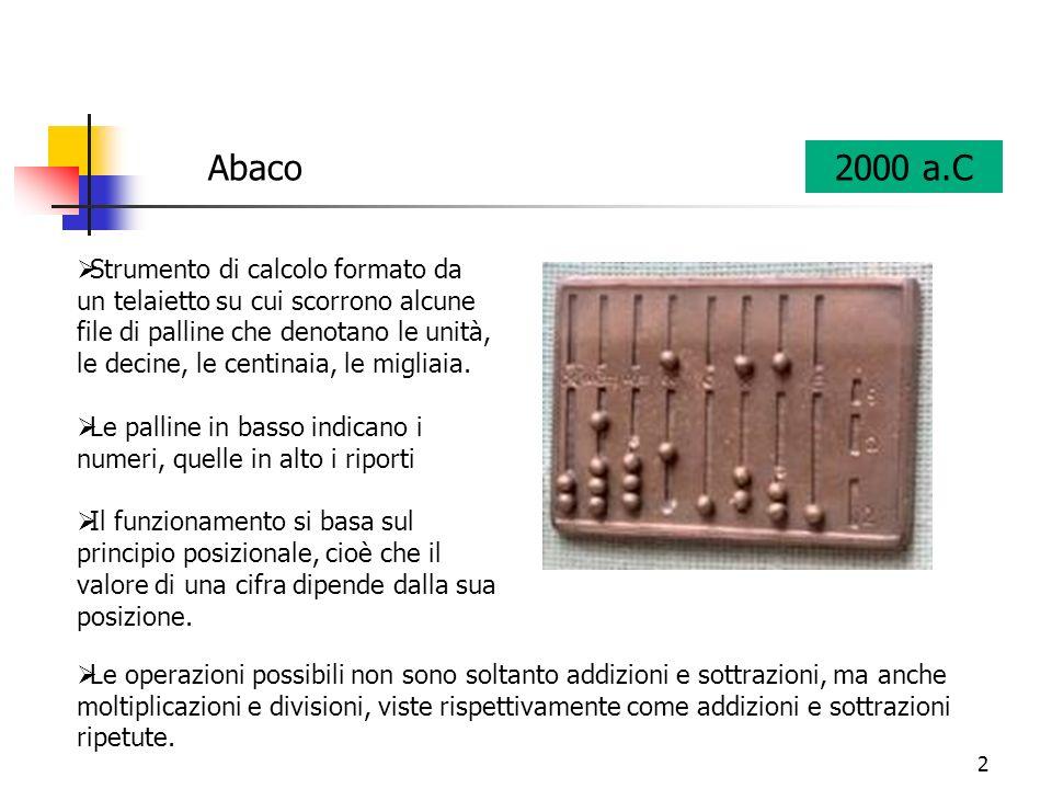 La macchina di Antichitera, nota anche come meccanismo di Antikythera, è il più antico calcolatore meccanico conosciuto.