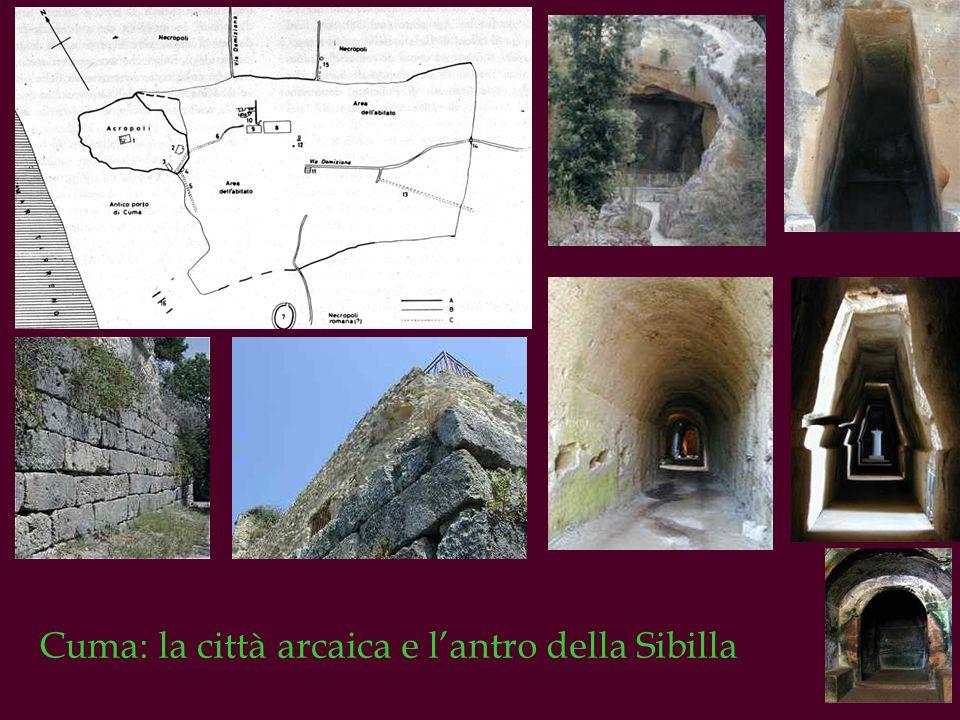 Cuma: la città arcaica e lantro della Sibilla