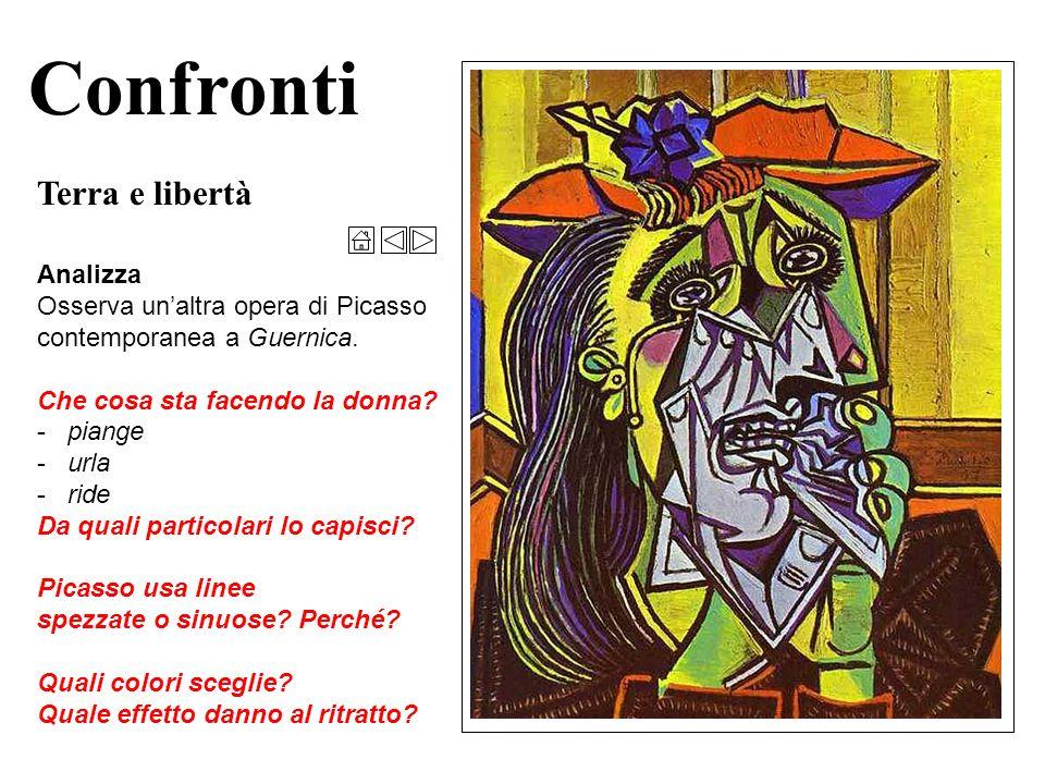 Rifletti Esplora altre opere di Picasso del Cubismo sintetico.