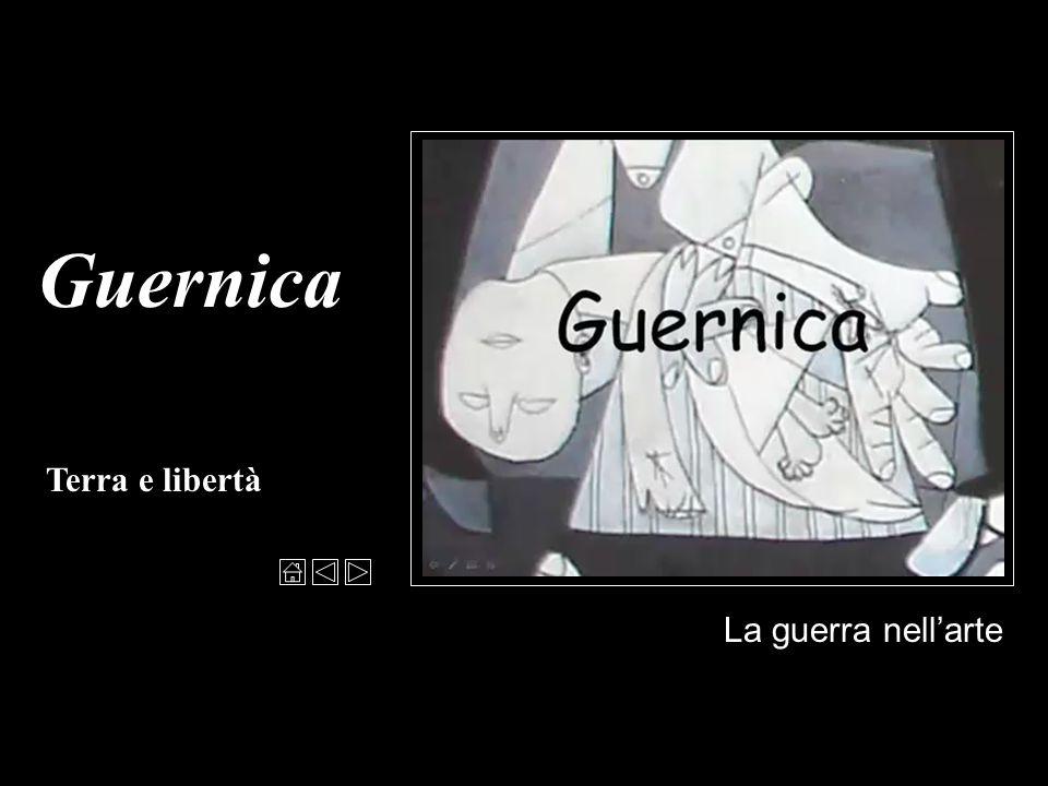 Guernica Terra e libertà Guernica 1937 Generale Franco Guernica Nel 1937 la Spagna è dilaniata dalla guerra civile che porterà al potere il fascismo d