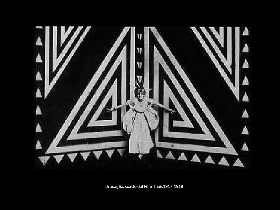 Bracaglia, scatto dal Film Thais1917-1918