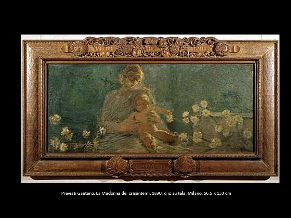 Segantini Giovanni,Dea dell Amore,1894, olio su tela, 210 x 133 cm, Milano, GAM