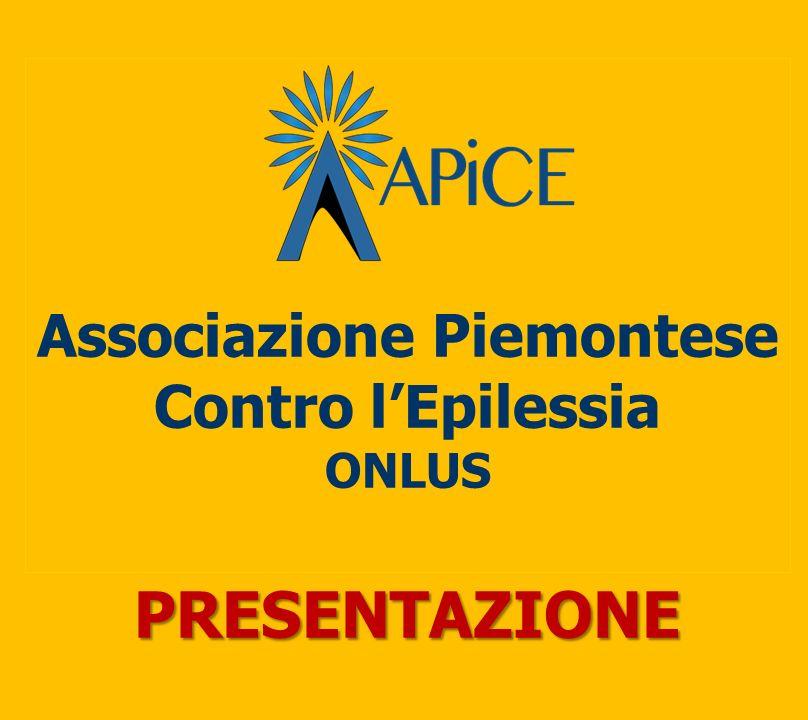 Associazione Piemontese Contro lEpilessia ONLUS PRESENTAZIONE