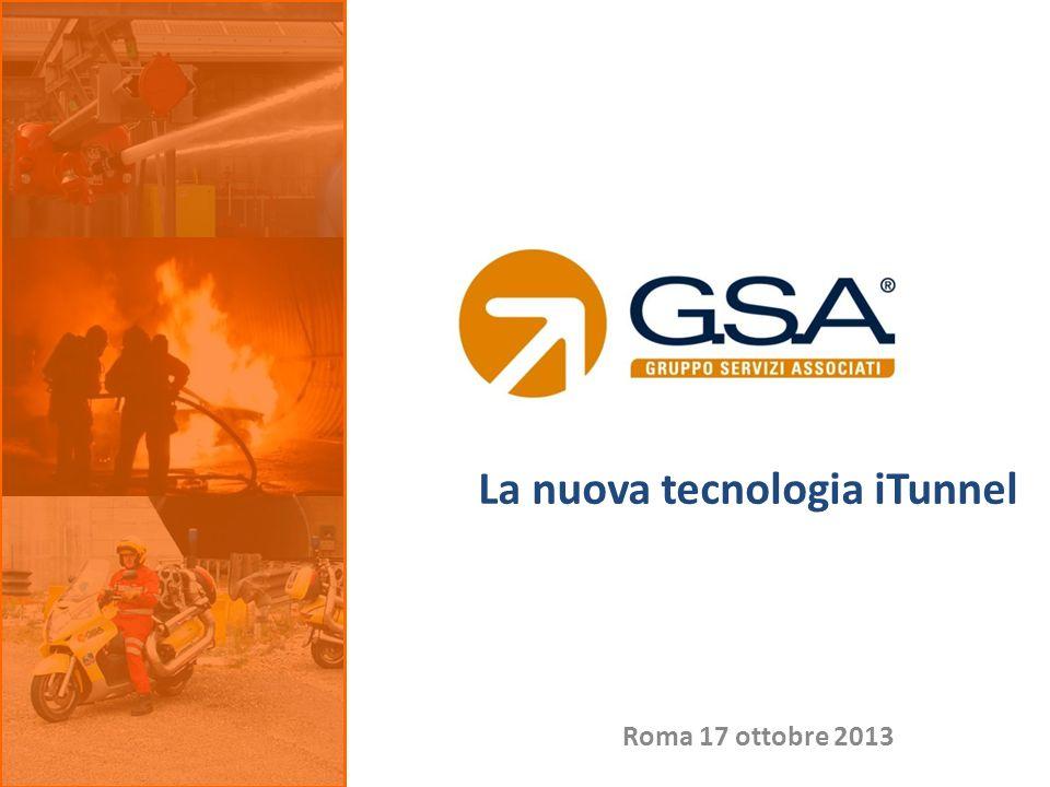 La nuova tecnologia iTunnel Roma 17 ottobre 2013