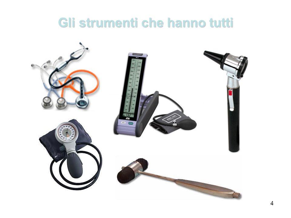 4 Gli strumenti che hanno tutti