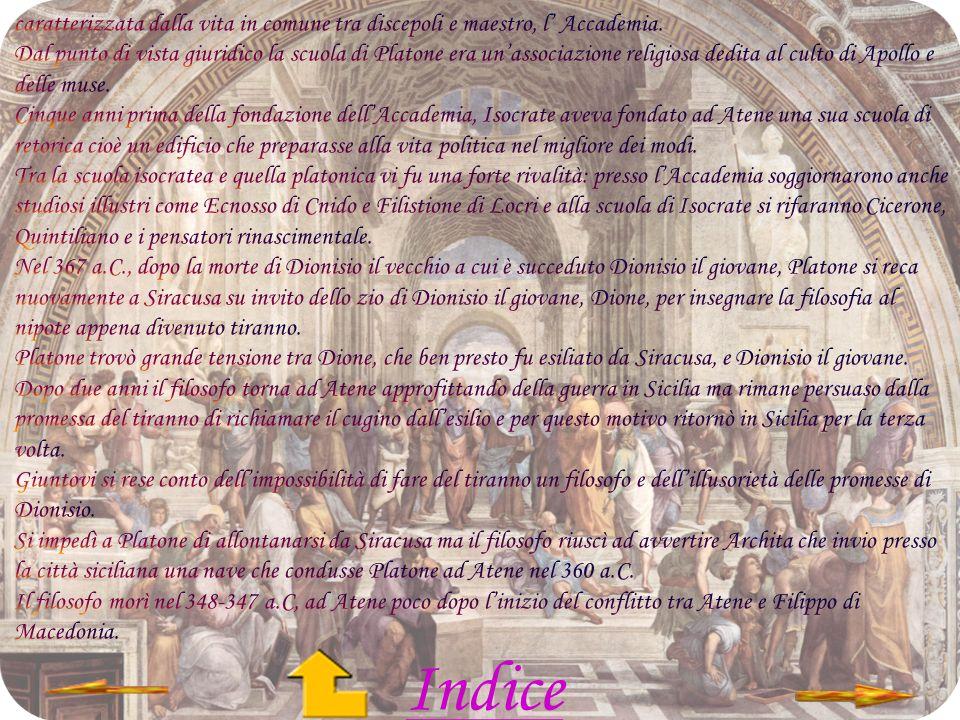 Introduzione al Fedone Il protagonista è Socrate che parla con un filosofo pitagorico, Echecrate di Fliuntee, un suo allievo, Fedone di Elide e due allievi di Filolao, Simmia di Tebe e Cebète di Tebe.