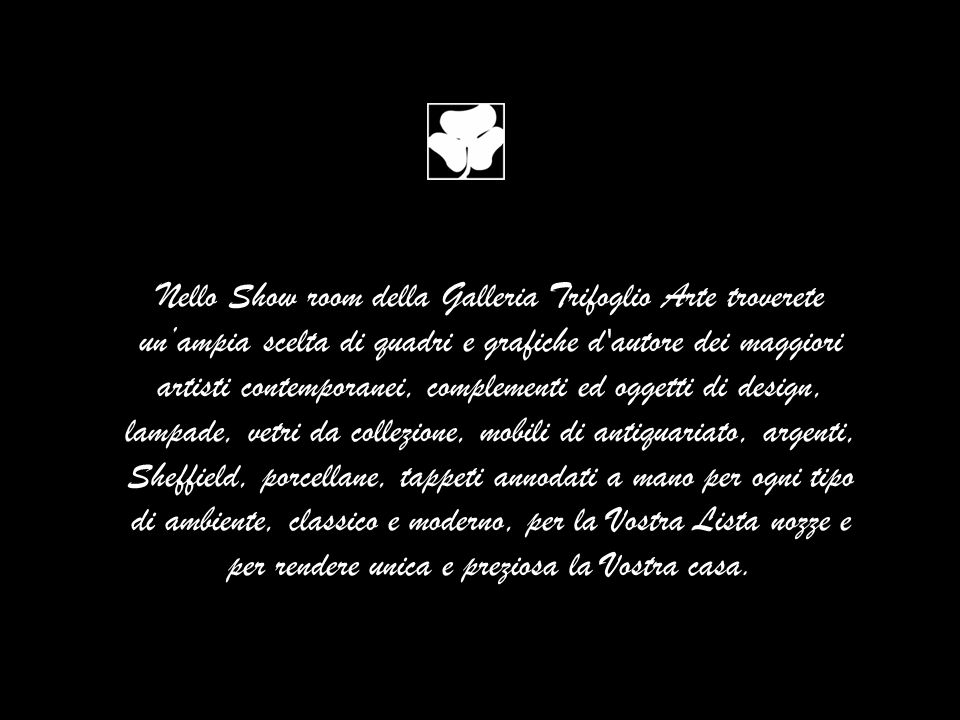 Scultura luminosa da appoggio dellartista Marco Lodola