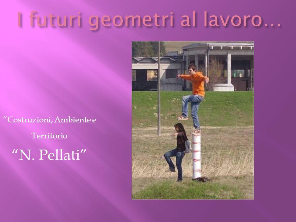 … Progetto FIUME... Costruzioni, Ambiente e Territorio N. Pellati