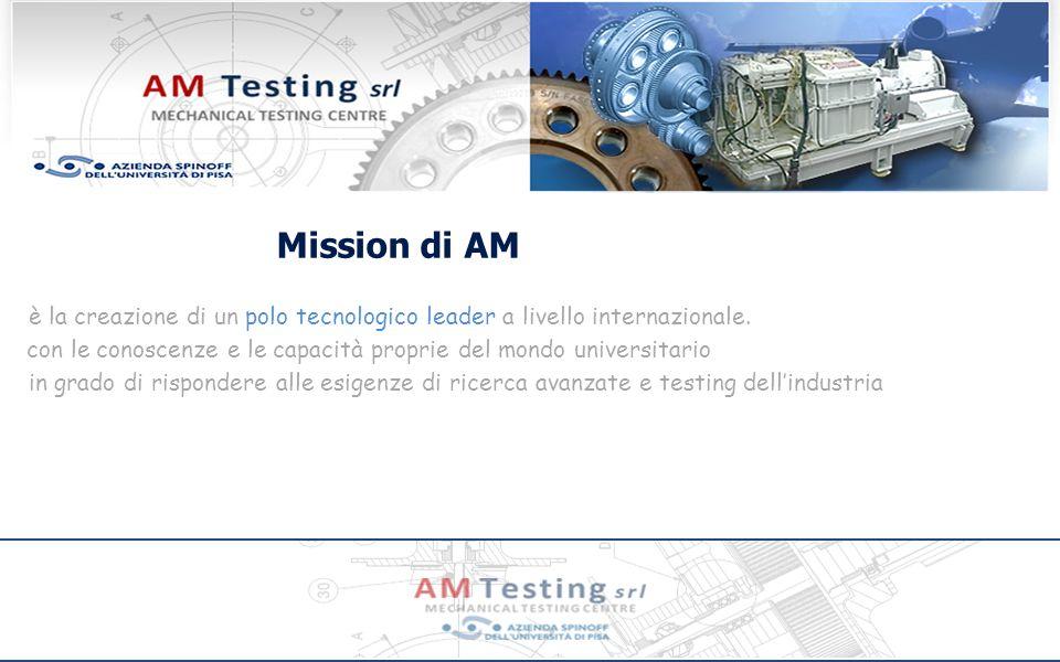 è la creazione di un polo tecnologico leader a livello internazionale.