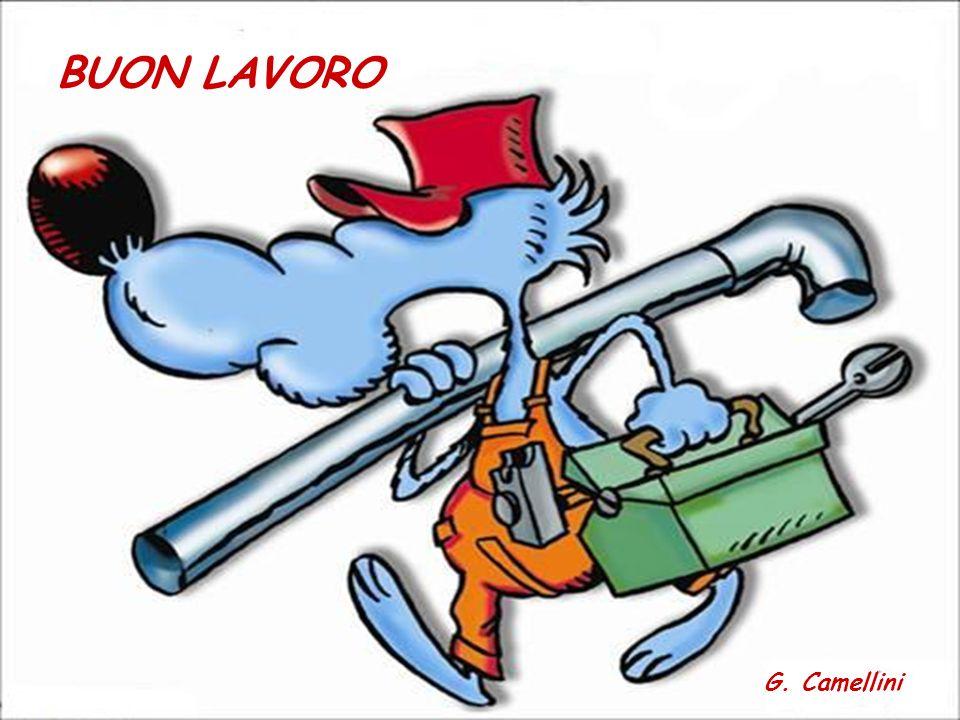 G. Camellini BUON LAVORO