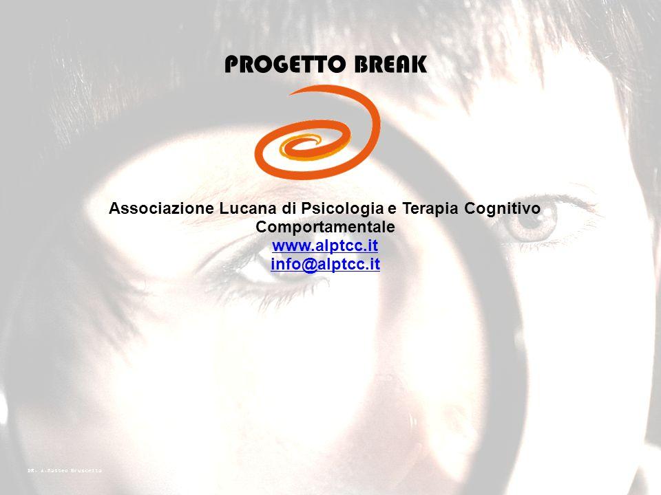 DR. A.Matteo Bruscella PROGETTO BREAK – Calendario 22 Ottobre 2013 - Bisogni educativi individualizzati (BES) e progettazione di interventi educativi.