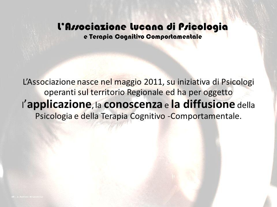 Progetto Break Basic Rules of educations for adolescents and kids Dr. A Matteo Bruscella Associazione Lucana di Psicologia e Terapia Cognitivo Comport