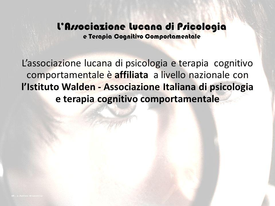 DR. A.Matteo Bruscella Lassociazione, opera altresì al fine di progettare ed eseguire ricerche nell'ambito Psicopedagogico e neuropsicologico, diffond
