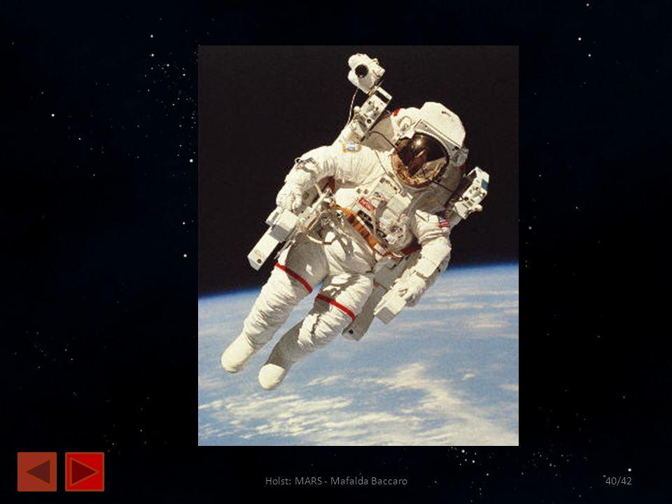 Holst: MARS - Mafalda Baccaro40/42