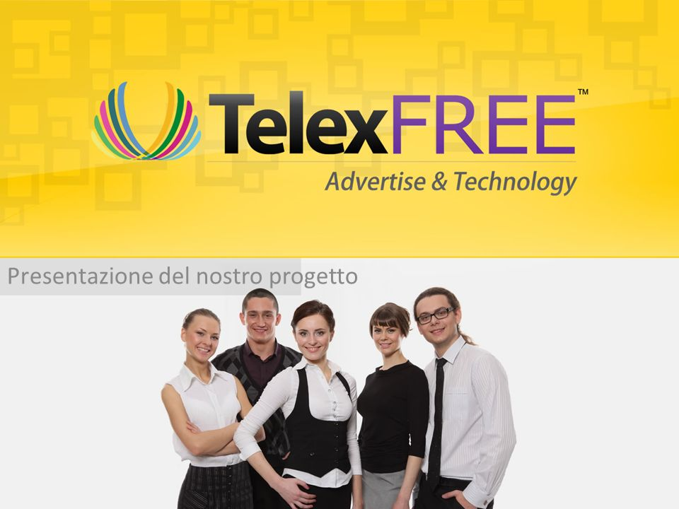 Telexfree – Tecnologia Digitale HQ: Stati Uniti Fondatore e Presidente di TELEXFREE James Merrill.