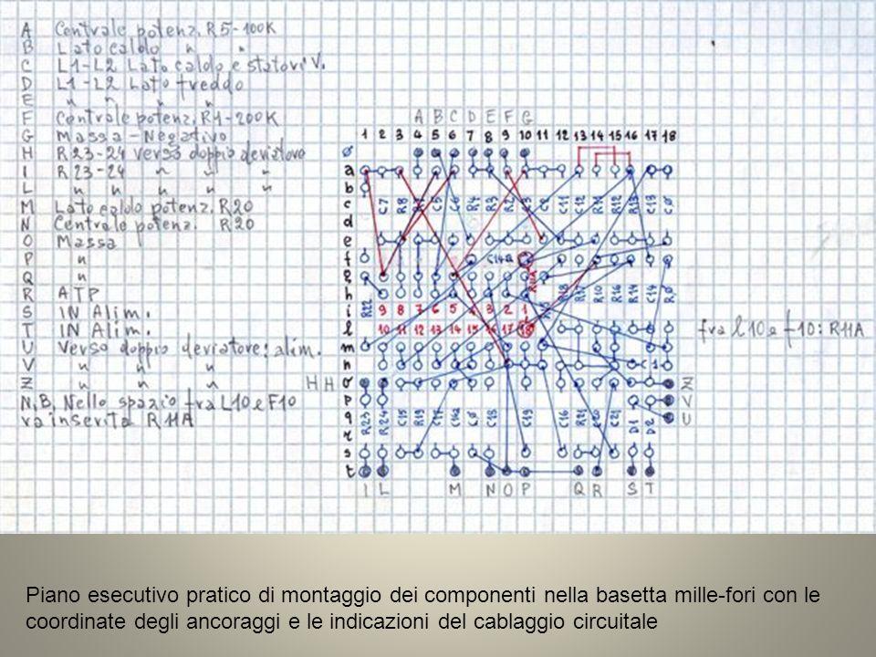 Costruzione di un radioricevitore ad onde corte multibanda superrigenerativo con il circuito integrato LM 389 – Prove di taratura e collaudo con alimentazione esterna e con batterie