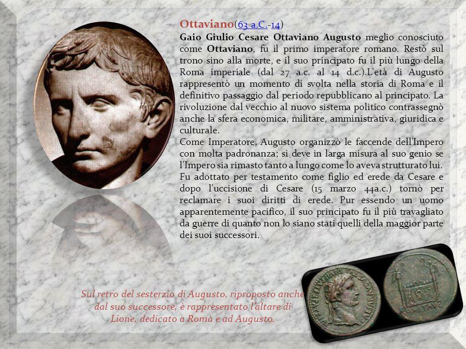 Il principato Il principato L ambizione di Augusto era quella di essere fondatore di un optimus status, facendo rivivere le più antiche tradizioni romane e nel contempo tenendo conto delle problematiche dei tempi.