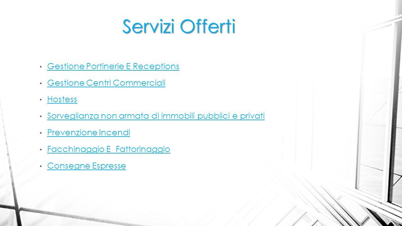 Introduzione allazienda La MLG SERVIZI s.r.l.