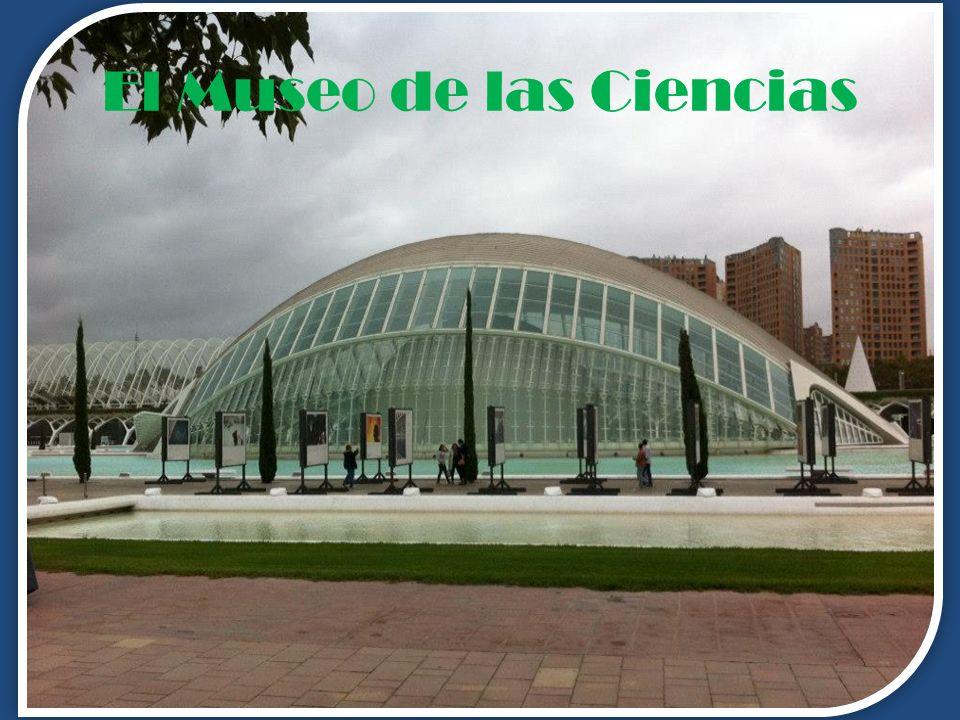 El Museo de las Ciencias