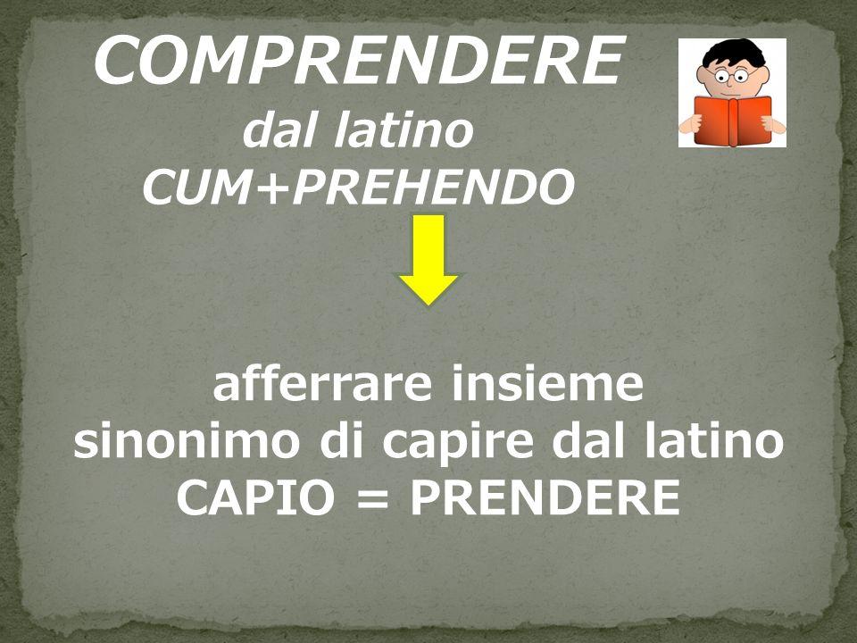 COMPUTER dal latino COMPUTO calcolo, computo Da computo deriva computator = calcolatore