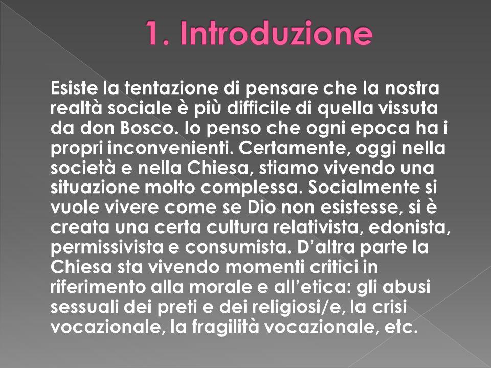 Don Bosco, con la formula buoni cristiani e onesti cittadini, voleva contrastare la piccola criminalità, la criminalità organizzata e le nuove forme di criminalità.