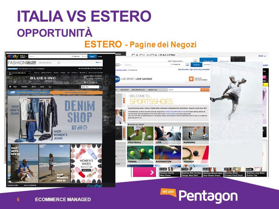 ITALIA VS ESTERO OPPORTUNITÀ ESTERO - Pagine dei Negozi ECOMMERCE MANAGED6