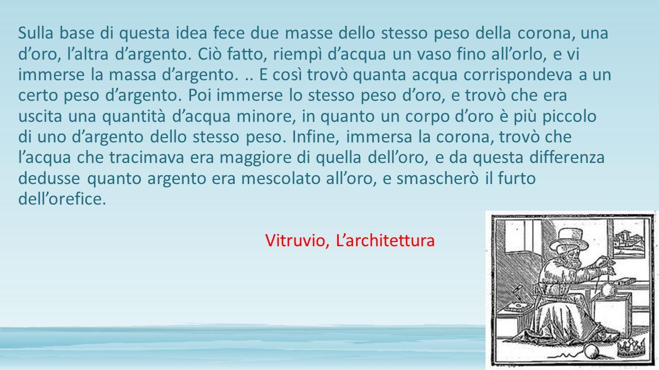 Un codice (XV secolo) A Giorgio Valla De expetendis et fugiendis rebus (1501) Francesco Maurolico Archimedis syracusani Monumenta omnia mathematica
