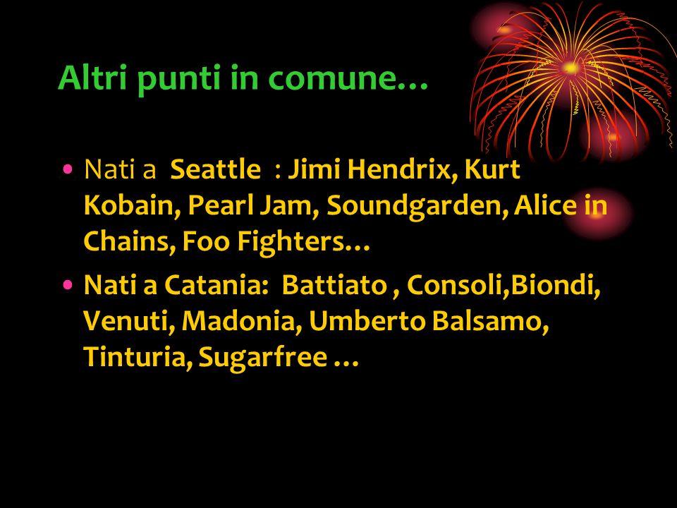 Catania Hotel Nettuno – 15 Febbraio 2013 Catania da sempre... fucina di talenti