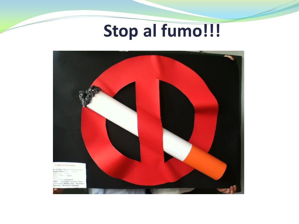 Stop al fumo!!!