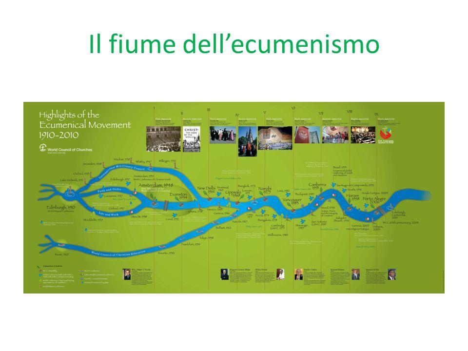 Il fiume dellecumenismo