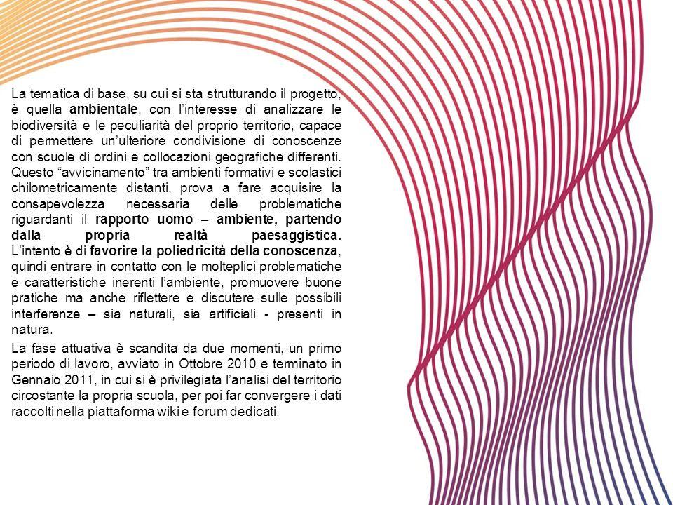 Ambienti@moci è consultabile su lafabbricadellascuola.ning.com,ovvero il repository virtuale dei materiali prodotti dagli studenti e luogo di confronto tra le varie realtà scolastiche coinvolte.