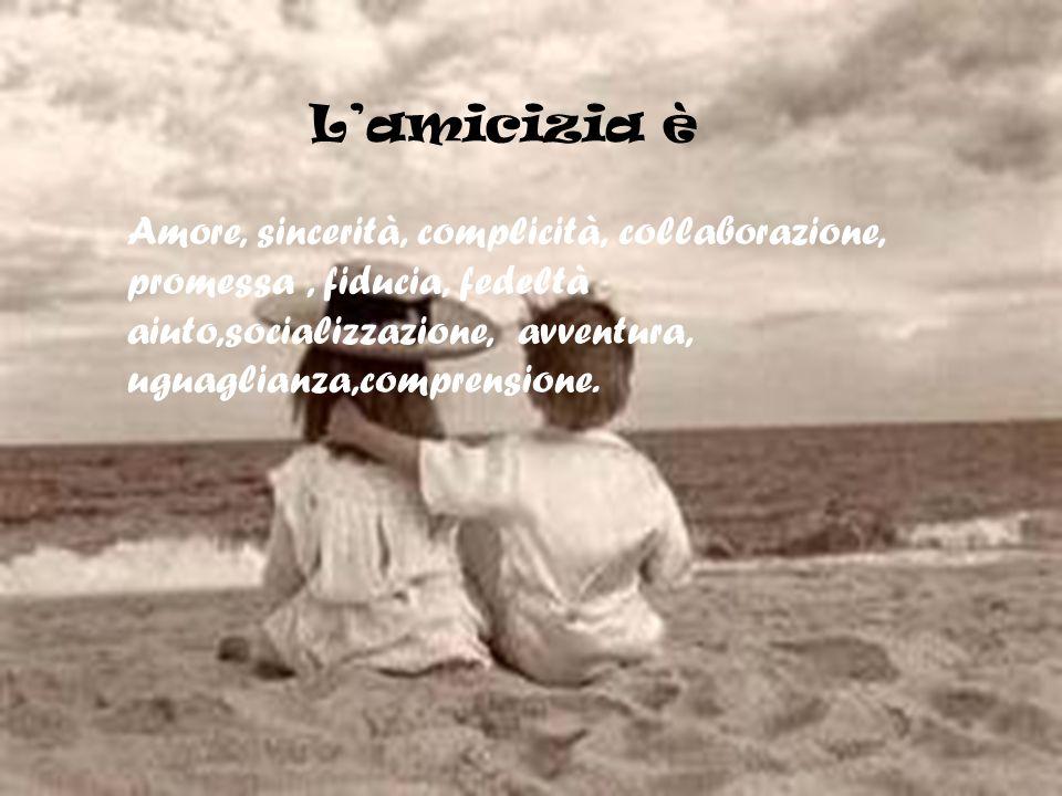 Una storia: due amici camminavano nel deserto...