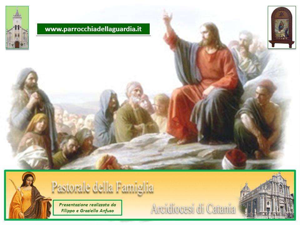www.parrocchiadellaguardia.it Presentazione realizzata da Filippo e Graziella Anfuso ritardo