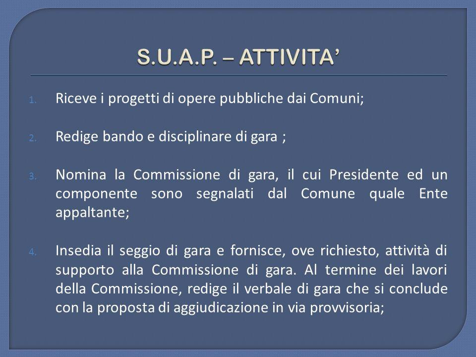 Nel Protocollo è prevista listituzione di una Commissione tecnica con i seguenti compiti: 1.