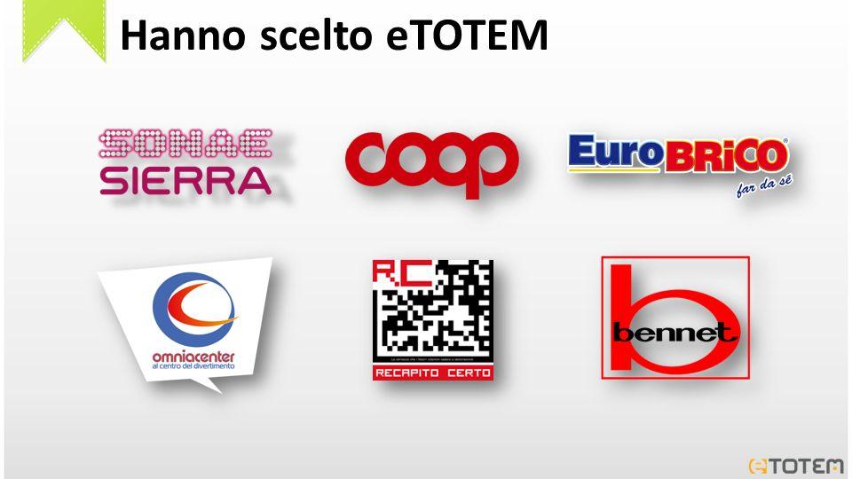 Servizi Aggiuntivi eTOTEM è in grado di fornire servizi aggiuntivi per ogni esigenza.