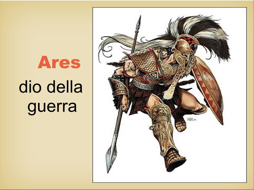 Ares dio della guerra